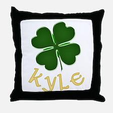 Kyle Irish Throw Pillow