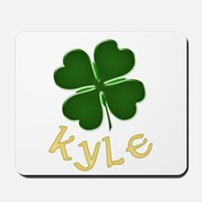 Kyle Irish Mousepad