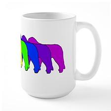 Rainbow Kuvasz Mug