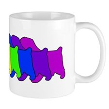 Rainbow Norfolk Mug