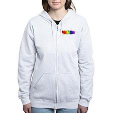 Rainbow OES Zip Hoodie