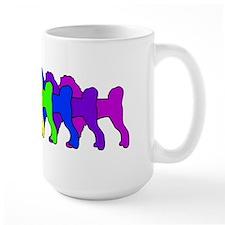 Rainbow Portie Mug