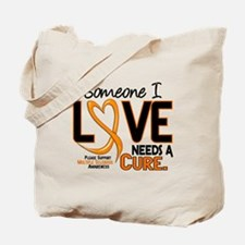 Needs A Cure 2 MULTIPLE SCLEROSIS Tote Bag