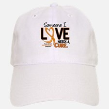 Needs A Cure 2 MULTIPLE SCLEROSIS Baseball Baseball Cap