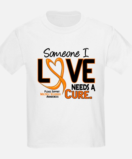Needs A Cure 2 MULTIPLE SCLEROSIS T-Shirt