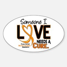 Needs A Cure 2 MULTIPLE SCLEROSIS Decal