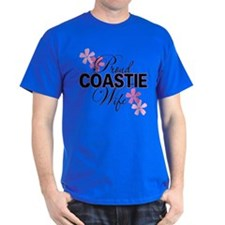 Proud Coastie Wife T-Shirt