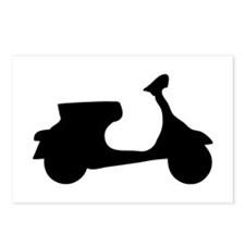 scooter Postcards (Package of 8)