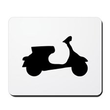 scooter Mousepad