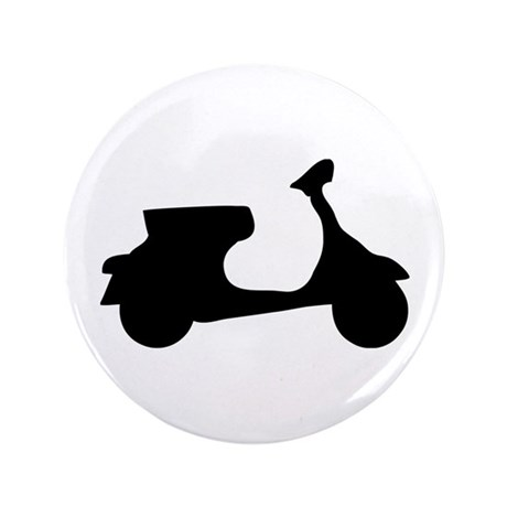 """scooter 3.5"""" Button (100 pack)"""