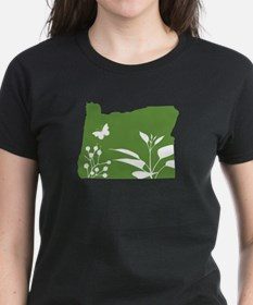 Green Oregon Tee