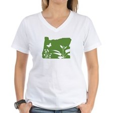 Green Oregon Shirt