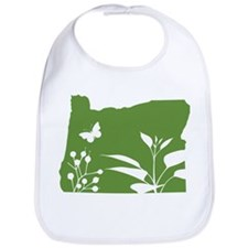 Green Oregon Bib