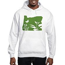 Green Oregon Hoodie