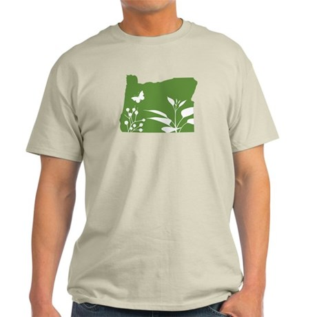 Green Oregon Light T-Shirt