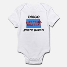 fargo north dakota - been there, done that Infant