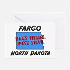 fargo north dakota - been there, done that Greetin