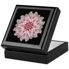 Pink Dahlia I Keepsake Box