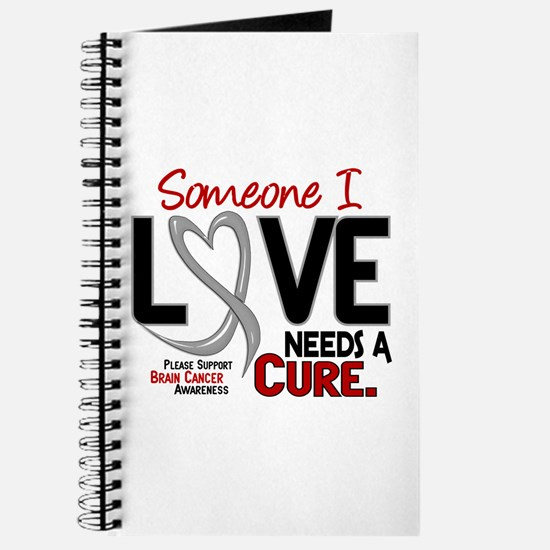 Needs A Cure 2 BRAIN CANCER Journal