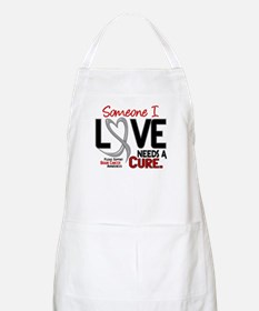 Needs A Cure 2 BRAIN CANCER BBQ Apron