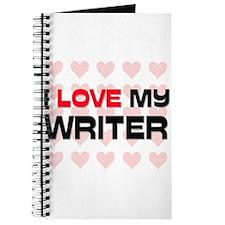 I Love My Writer Journal