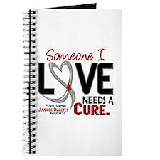 Needs A Cure 2 JUVENILE DIABETES Journal