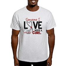 Needs A Cure 2 JUVENILE DIABETES T-Shirt