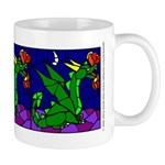The Dragon of Firedrake Mountain Mug