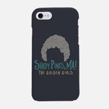 Golden Girls Shady Pines Ma iPhone 7 Tough Case