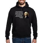 George Washington 7 Hoodie (dark)