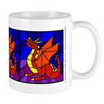 Wyvern Dragon Rock Mug