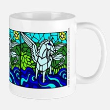 Pegasus the flying horse Mug