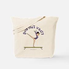 Light Gymnastics Tote Bag