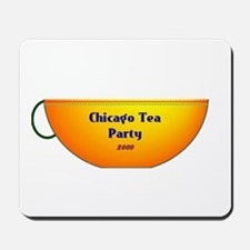 Chicago Tea Party Mousepad