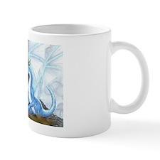 Cute Red dragon blue dragon Mug