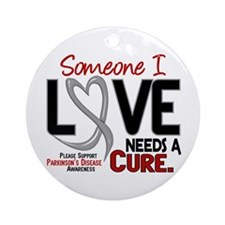 Needs A Cure 2 PARKINSONS Ornament (Round)