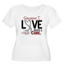 Needs A Cure 2 PARKINSONS T-Shirt