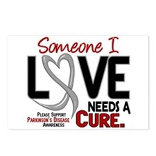 Needs A Cure 2 PARKINSONS Postcards (Package of 8)