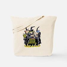 Macbeth1 Tote Bag