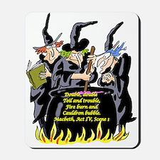 Macbeth1 Mousepad