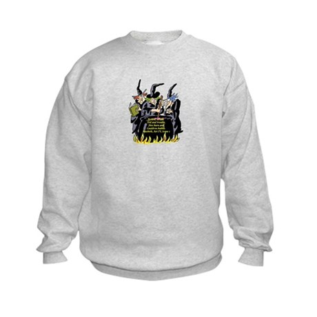 Macbeth1 Kids Sweatshirt