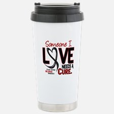 Needs A Cure 2 MELANOMA Travel Mug