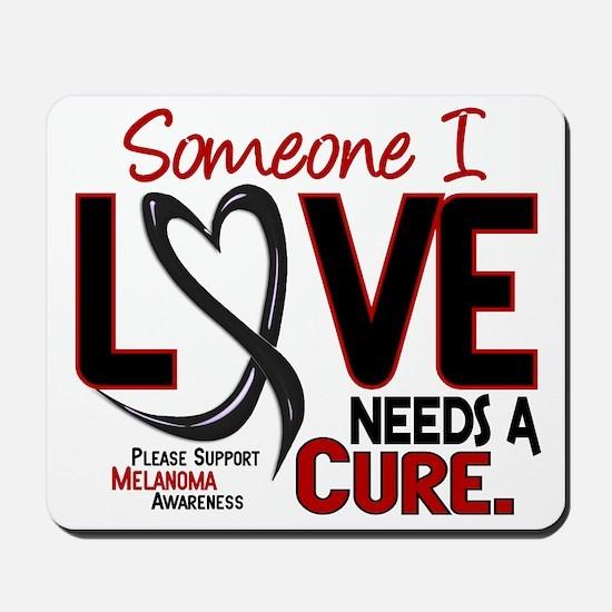 Needs A Cure 2 MELANOMA Mousepad