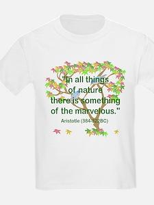 Aristotle Nature T-Shirt