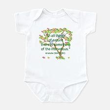 Aristotle Nature Infant Bodysuit