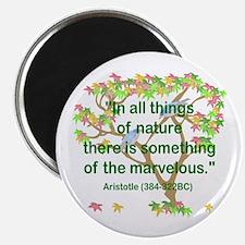 Aristotle Nature Magnet