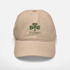 Mulligan Shamrock Baseball Baseball Cap