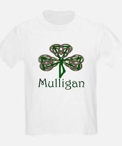 Mulligan Shamrock T-Shirt