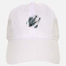 Bearded Collie Baseball Baseball Cap