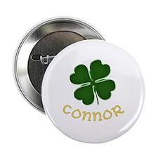 "Connor Irish 2.25"" Button"